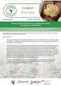 Mozambique PHM Policy Brief