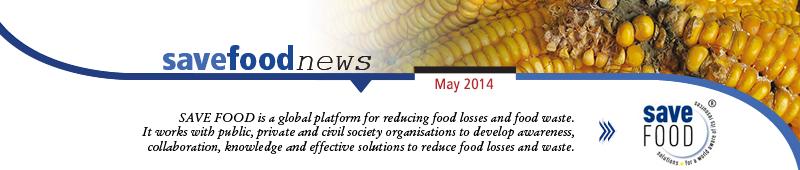 SAVE FOOD newsletter